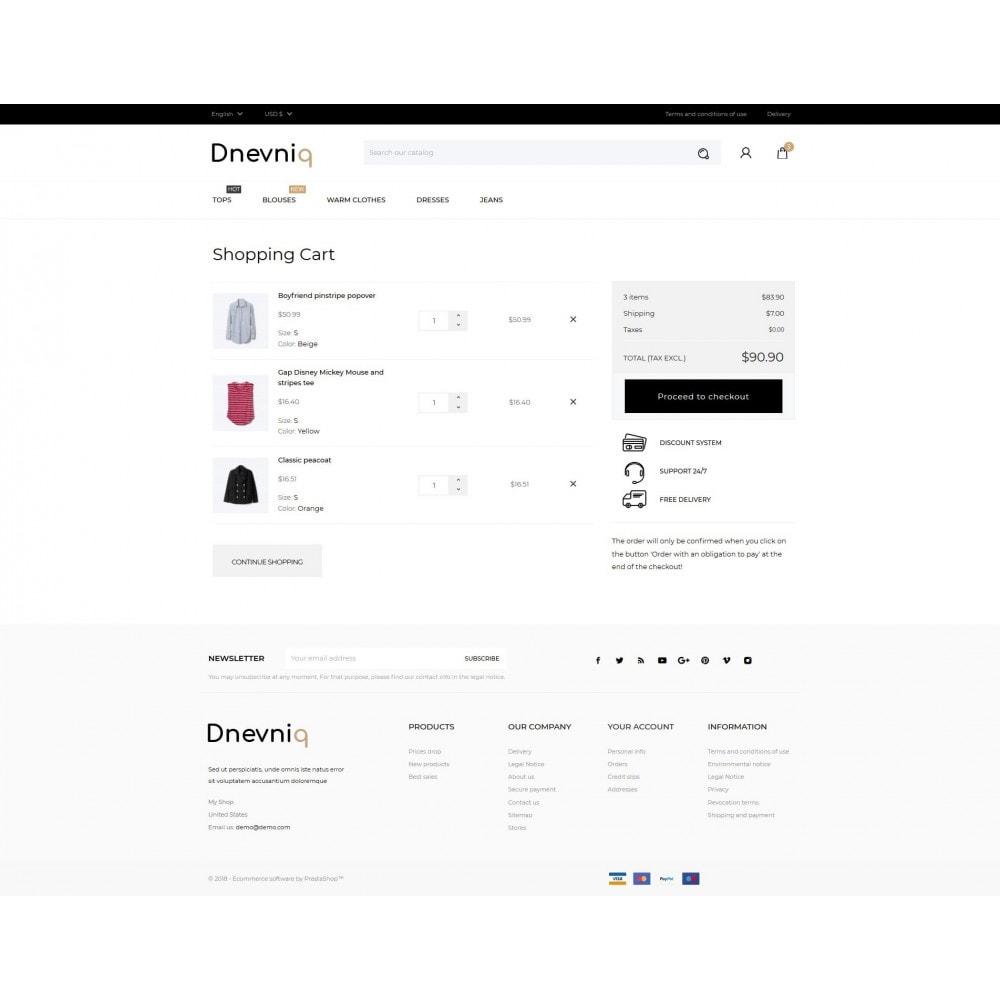 theme - Moda & Calzature - Dnevniq Fashion Store - 9