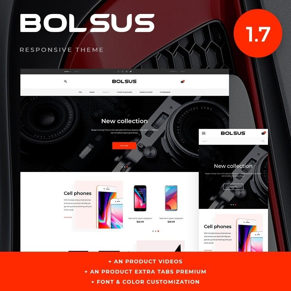 Bolsus - High-tech Shop