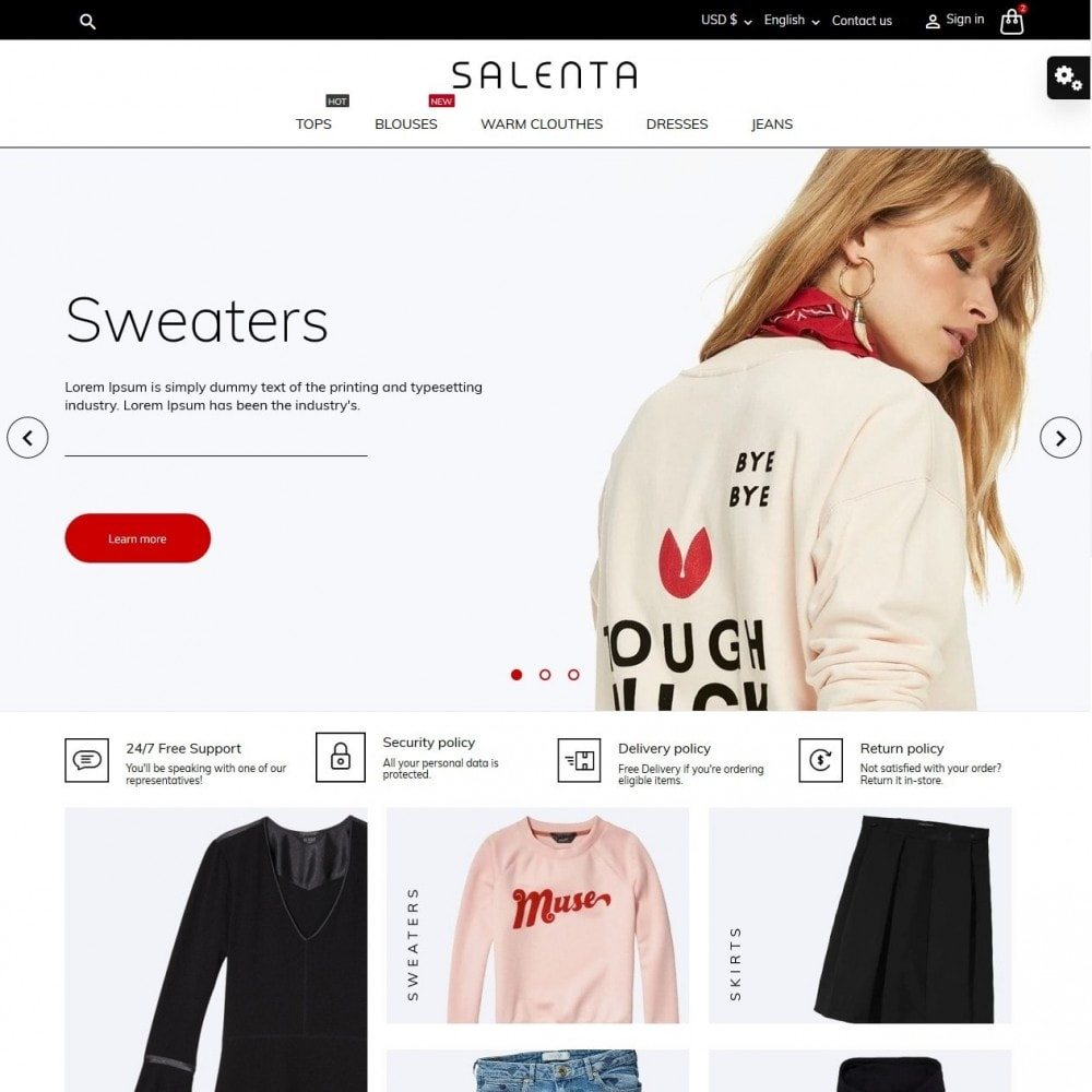 Salenta Fashion Store