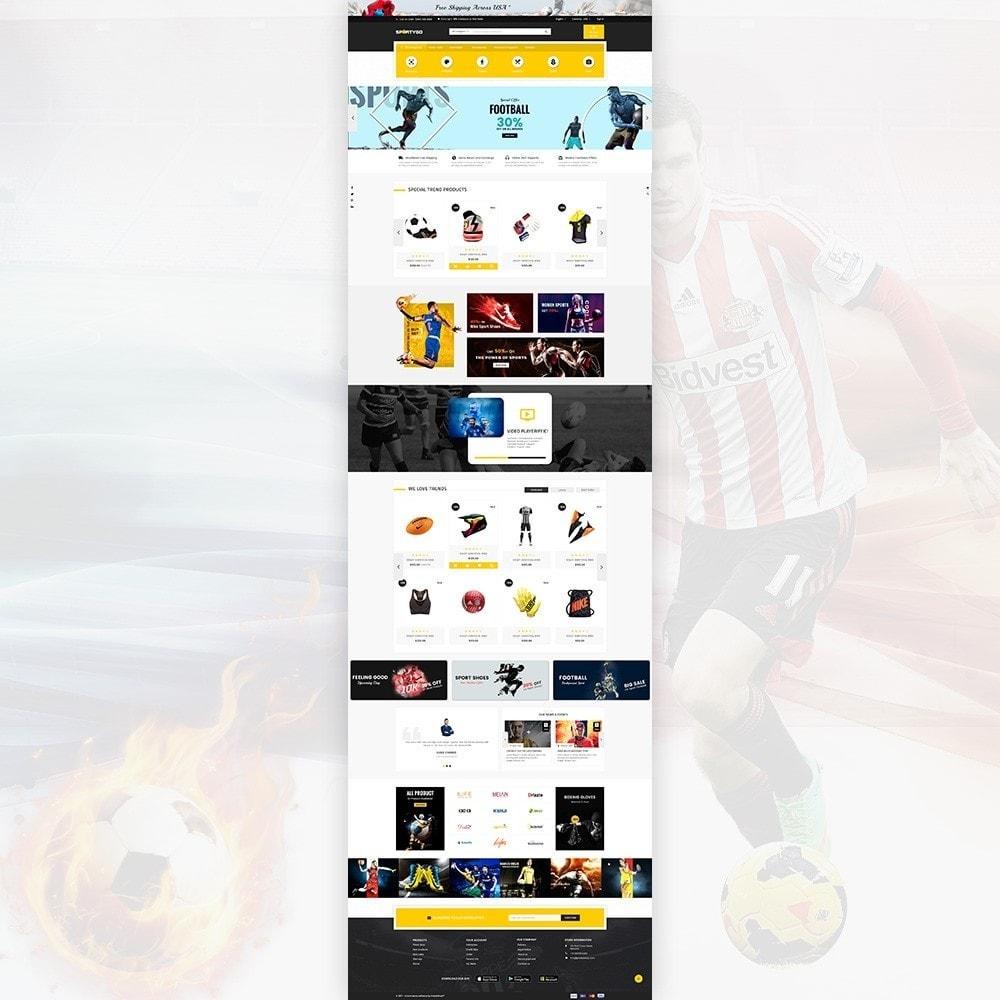 SportyGo– Sport Super Store