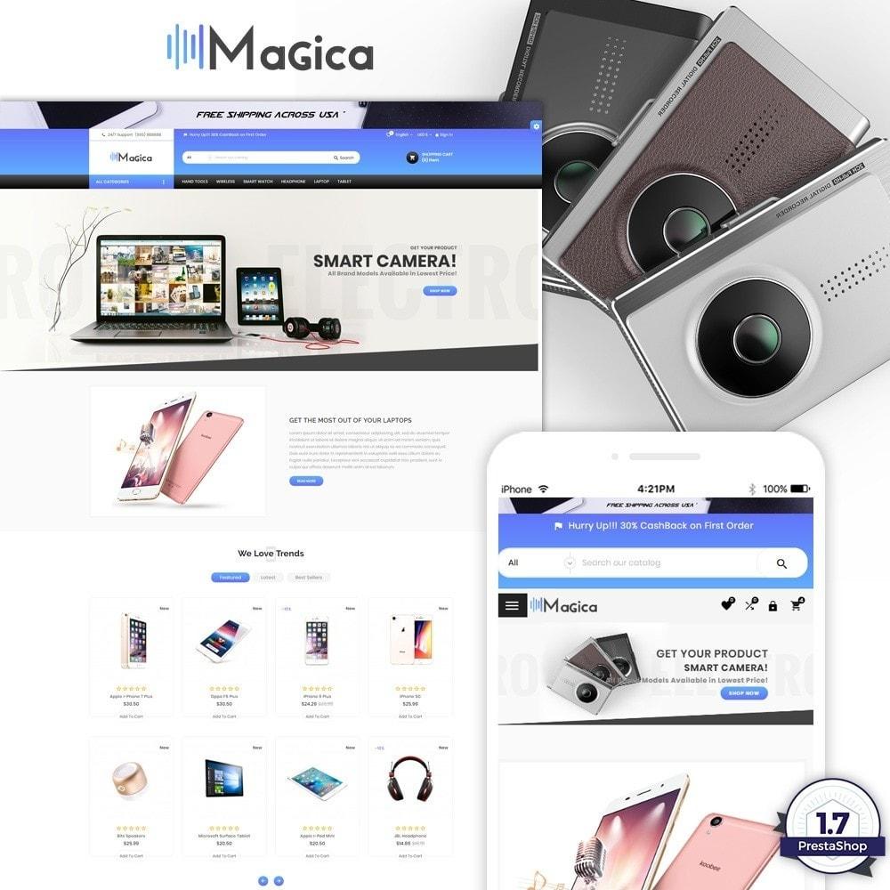 Megica– Electronice Super Store v2
