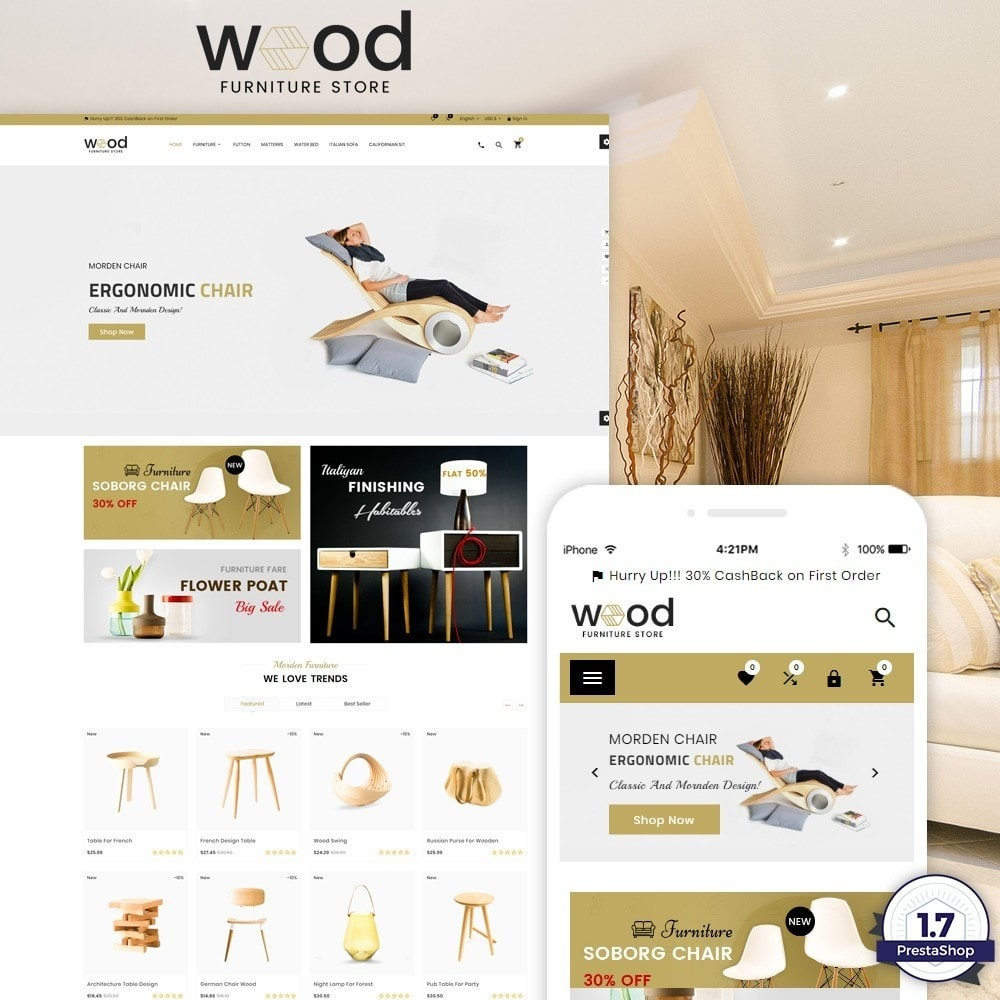 Wood – Furniture Super Store