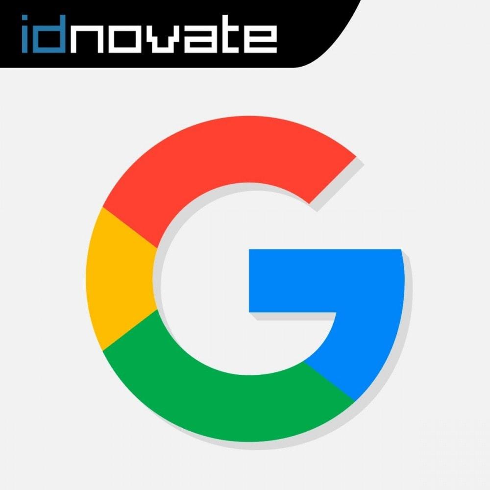 module - SEO (référencement naturel) - Google Sitelink Searchbox - 1