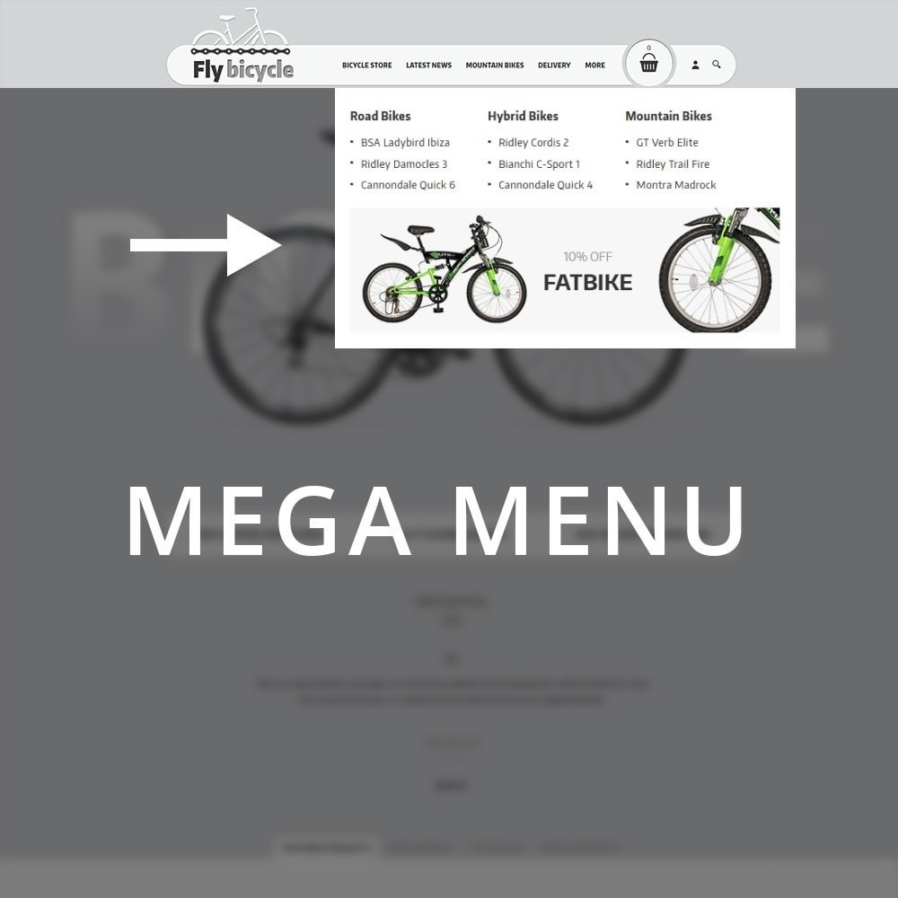 theme - Авто и Мото - Flybicycle Store - 9