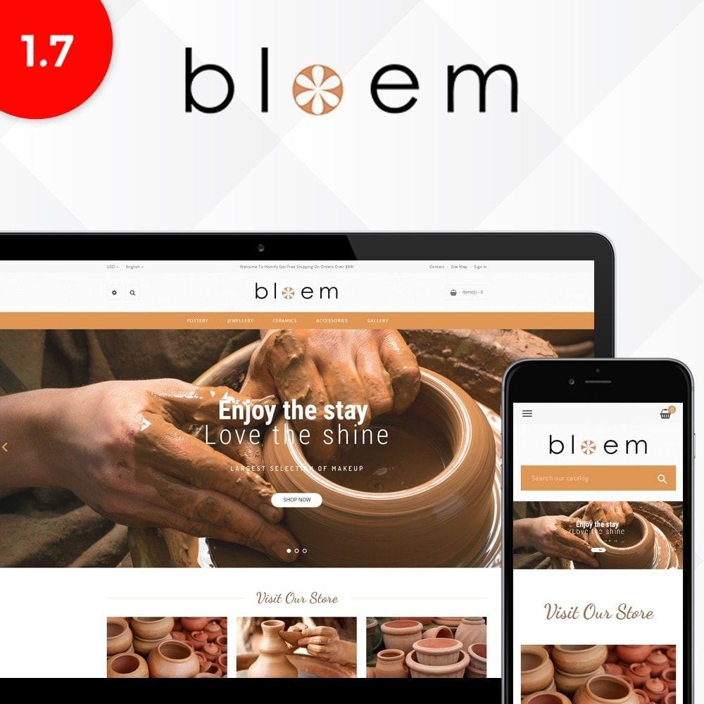 Bloem Pottery Store