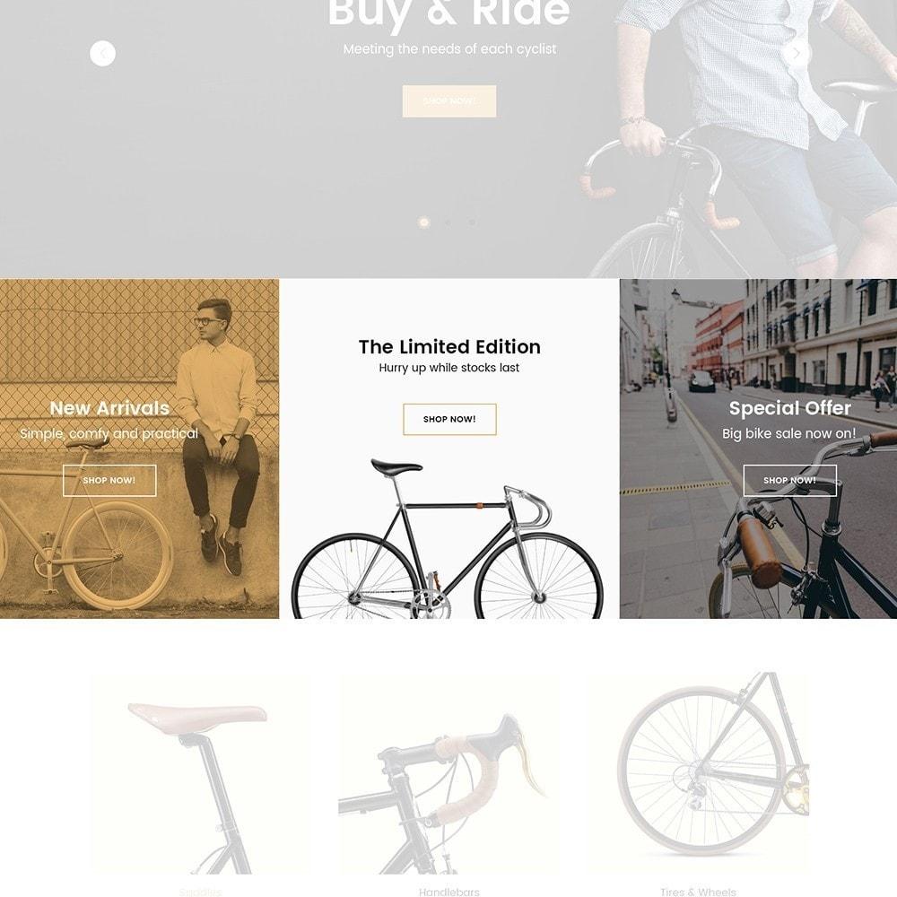 theme - Sport, Activiteiten & Reizen - BikeRond - Bike Shop - 5