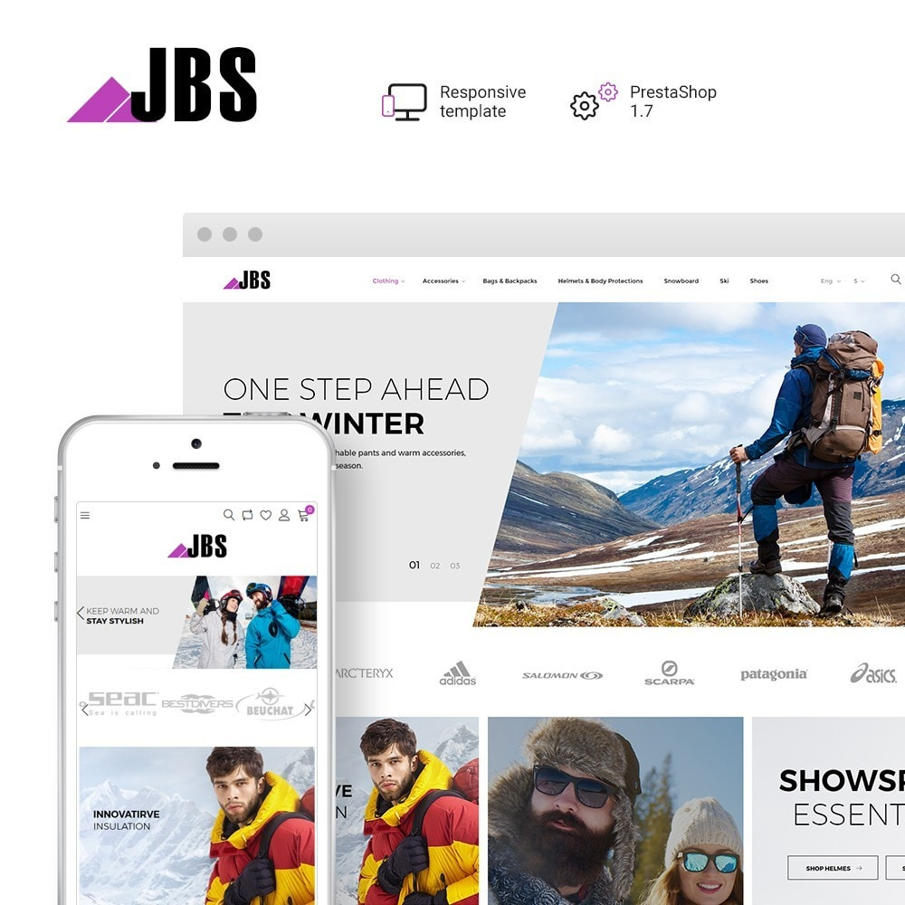 JBS - Winter Sports Equipment