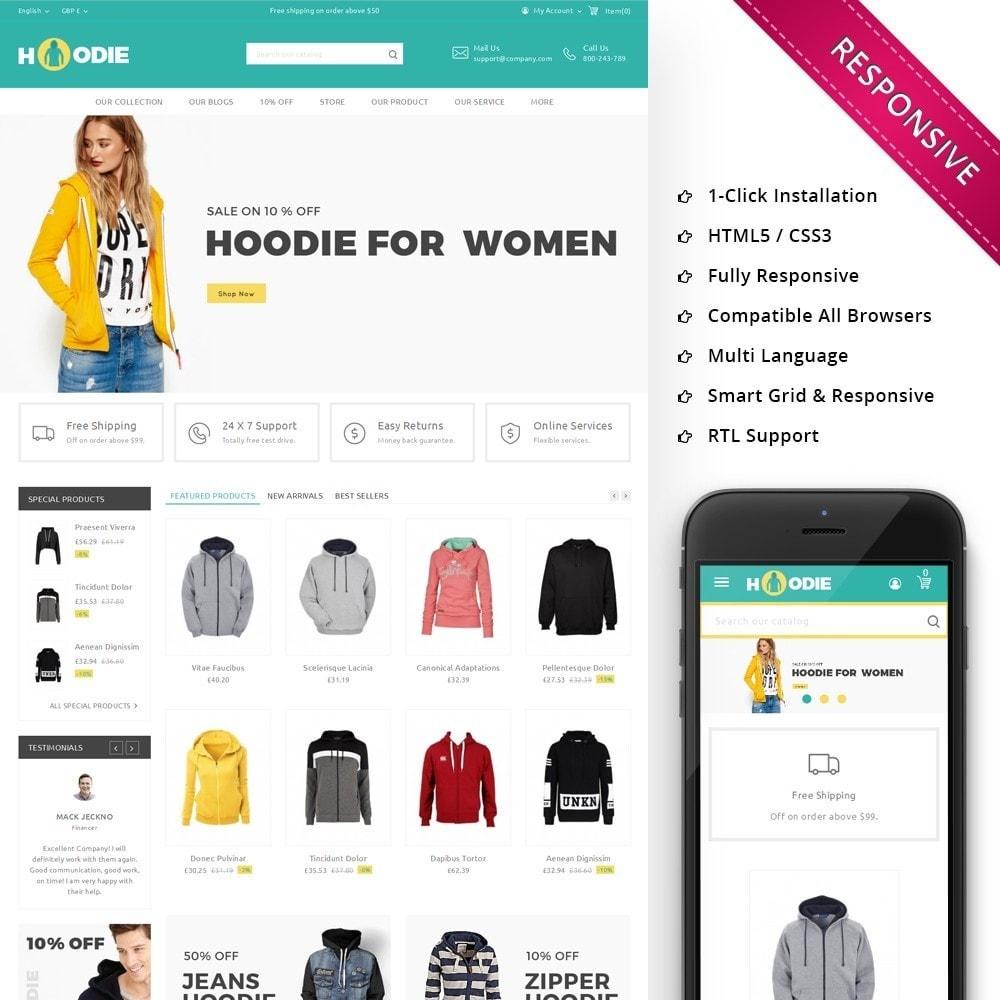 Hoodie Fashion Store