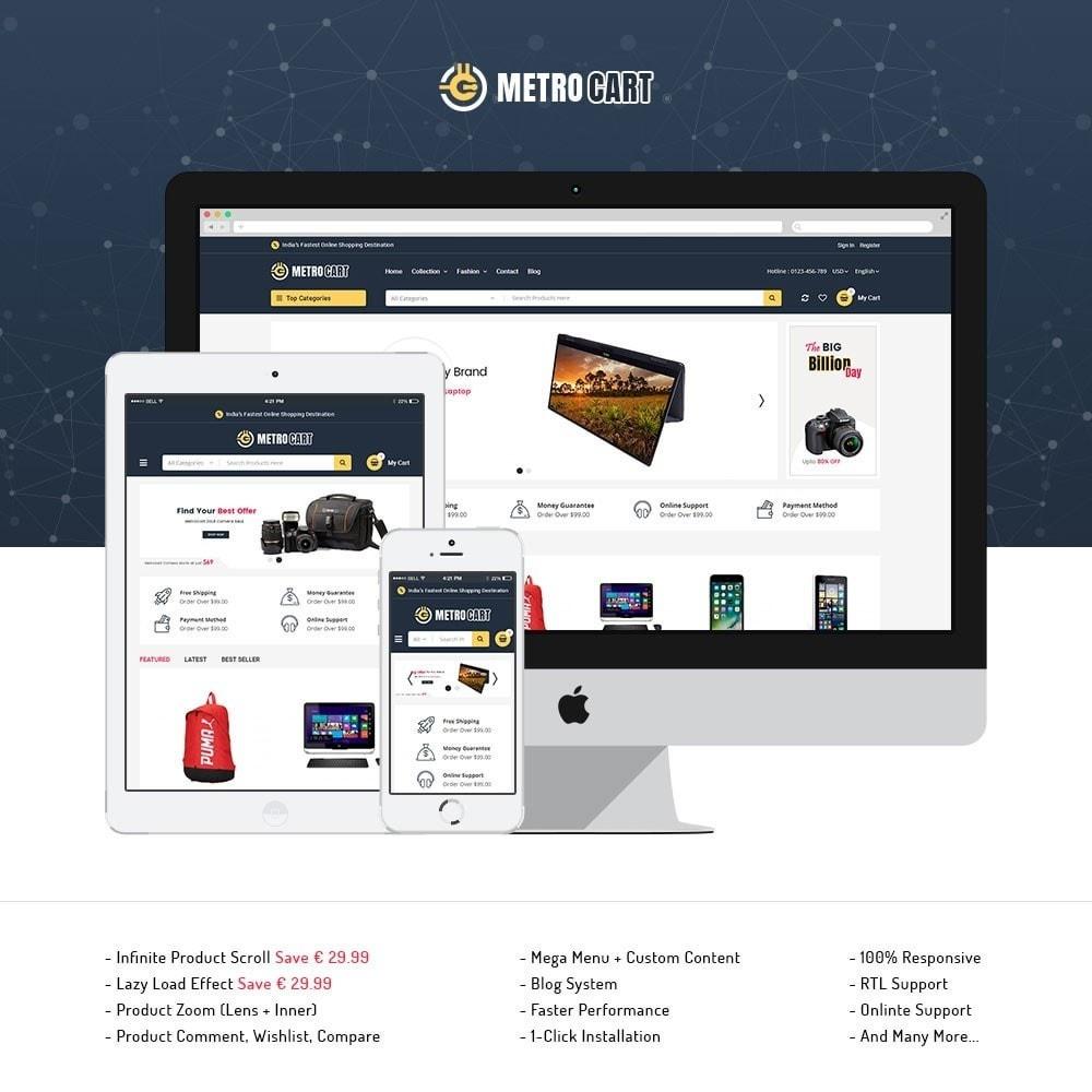 Metro Digital Store