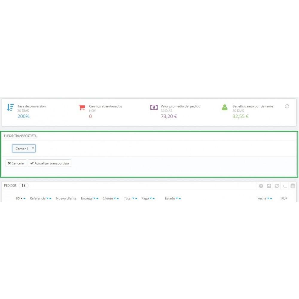 module - Edición Rápida y Masiva - Cambiar transportista de pedidos de forma masiva - 3