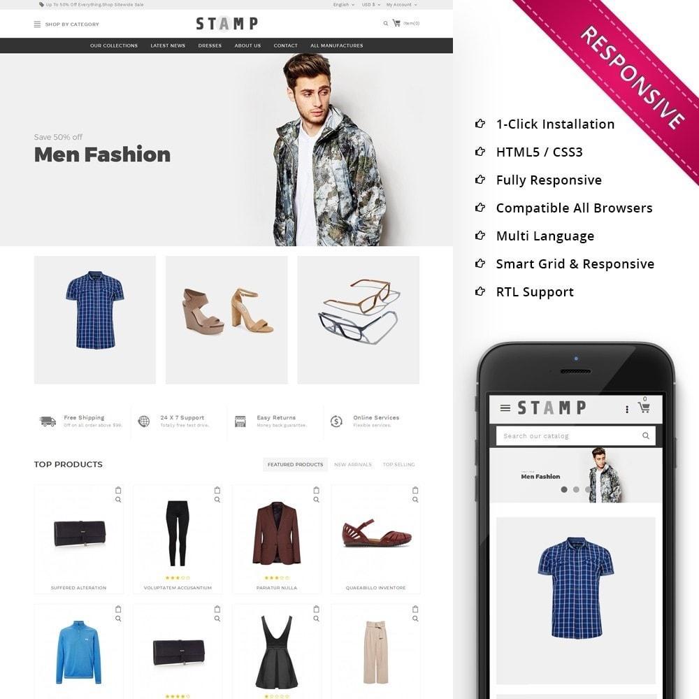 theme - Moda y Calzado - Stamp Fashion Store - 1