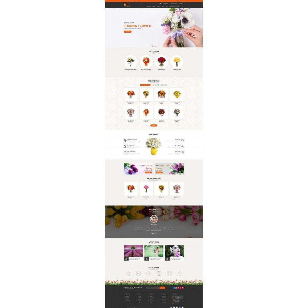 theme - Presentes, Flores & Comemorações - Flora - Flower Store - 2