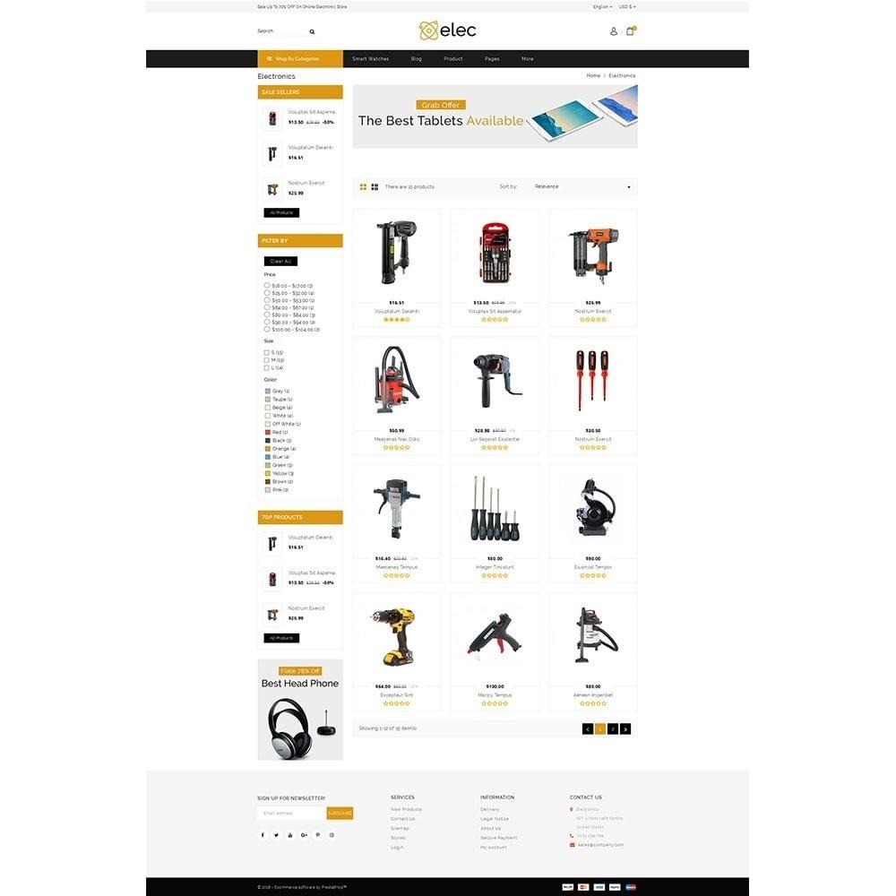 Elec Electronic Store