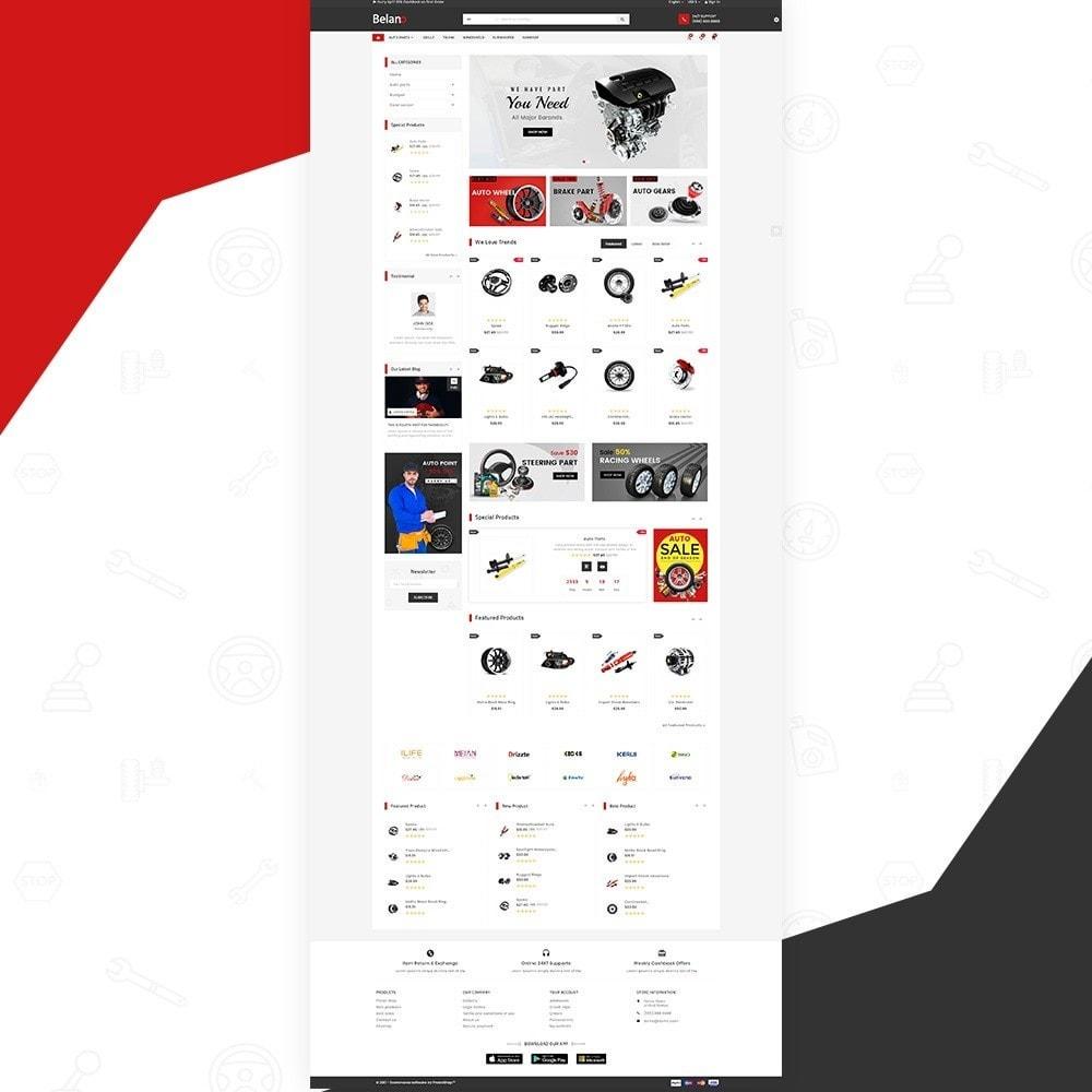 theme - Auto's & Motoren - Belano – AutoPart Super Store v3 - 2
