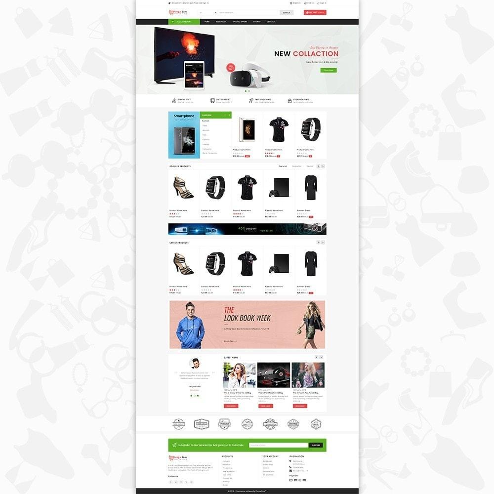 MegaSale - The Online Store