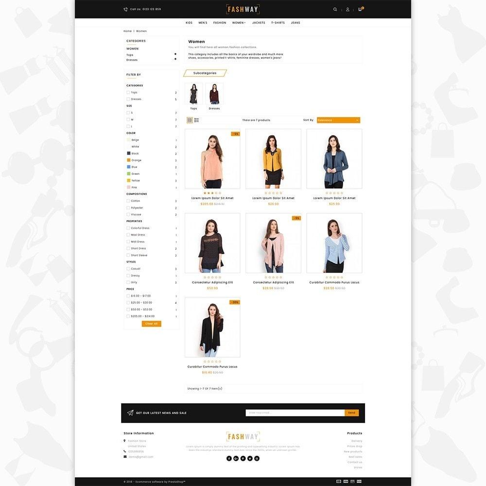 Fashway  The Fashion Store