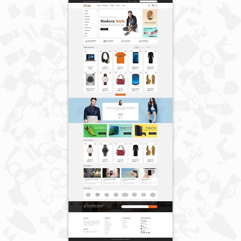 Digitex - The Ecommerce Shop