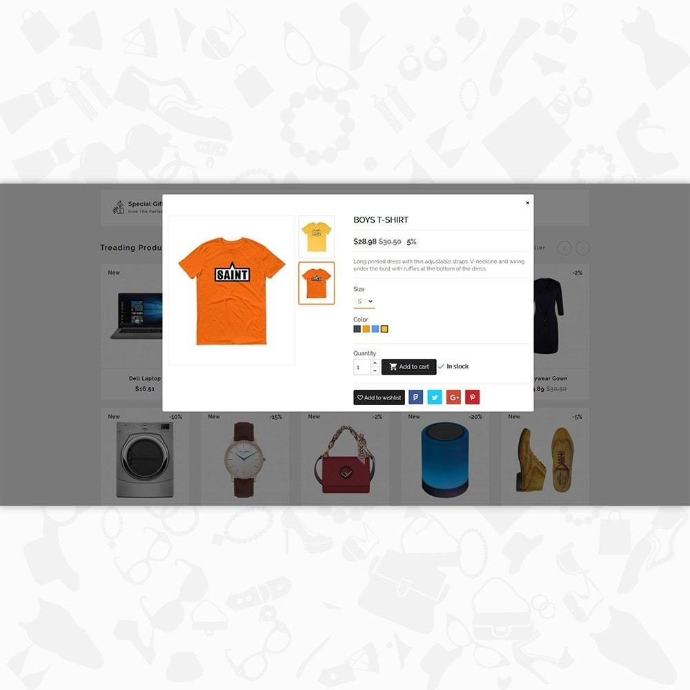 theme - Electronique & High Tech - Digitex - The Ecommerce Shop - 7