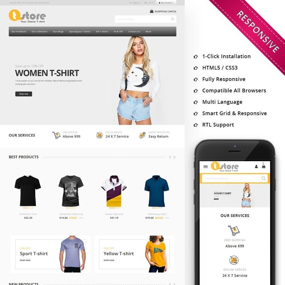 TStore Fashion Shop