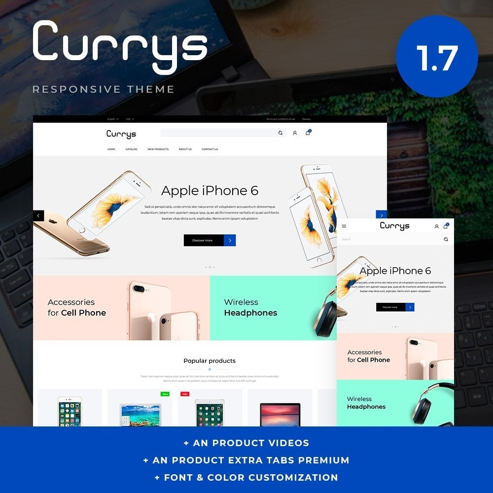 Currys - High-tech Shop