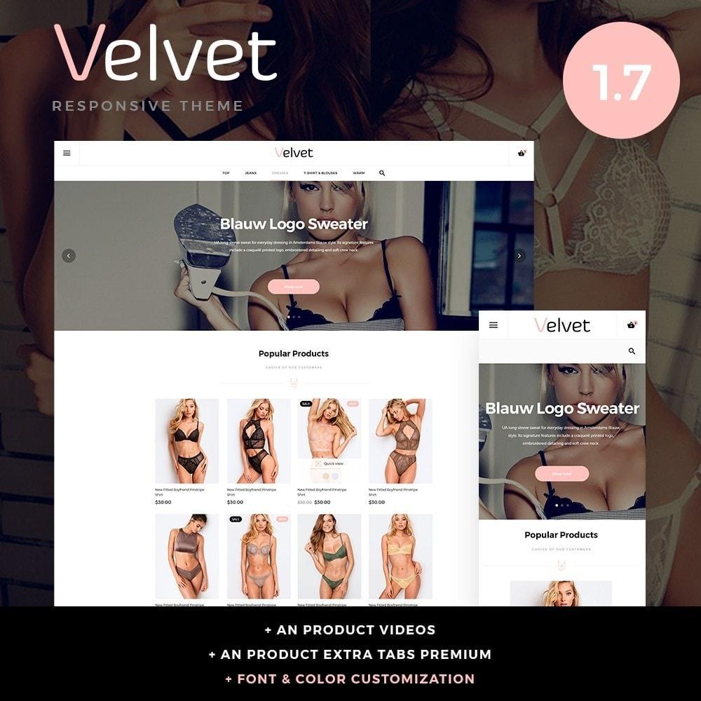 Velvet Lingerie Shop