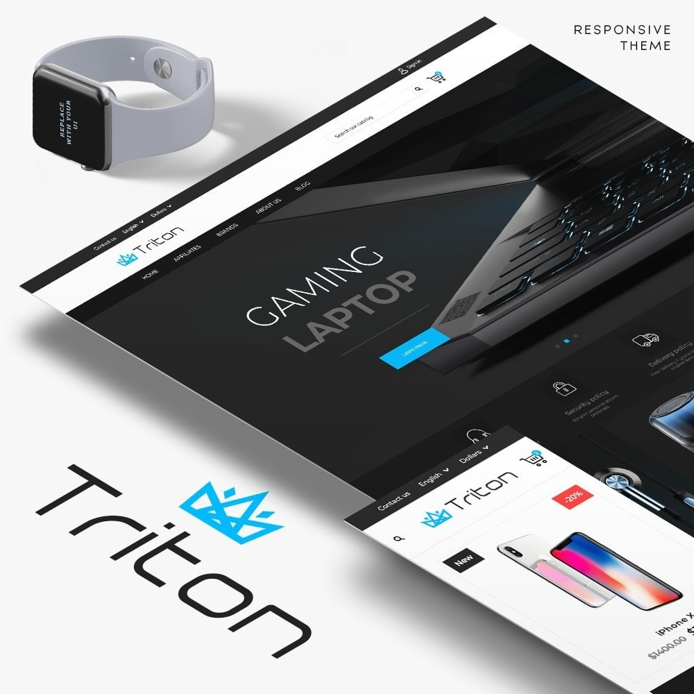 Triton - High-tech Shop