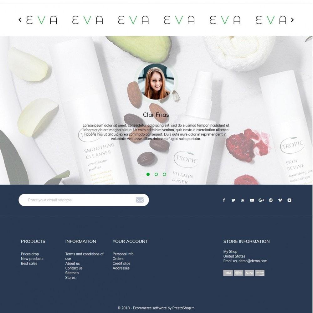 theme - Здоровье и красота - Eva Cosmetics - 4