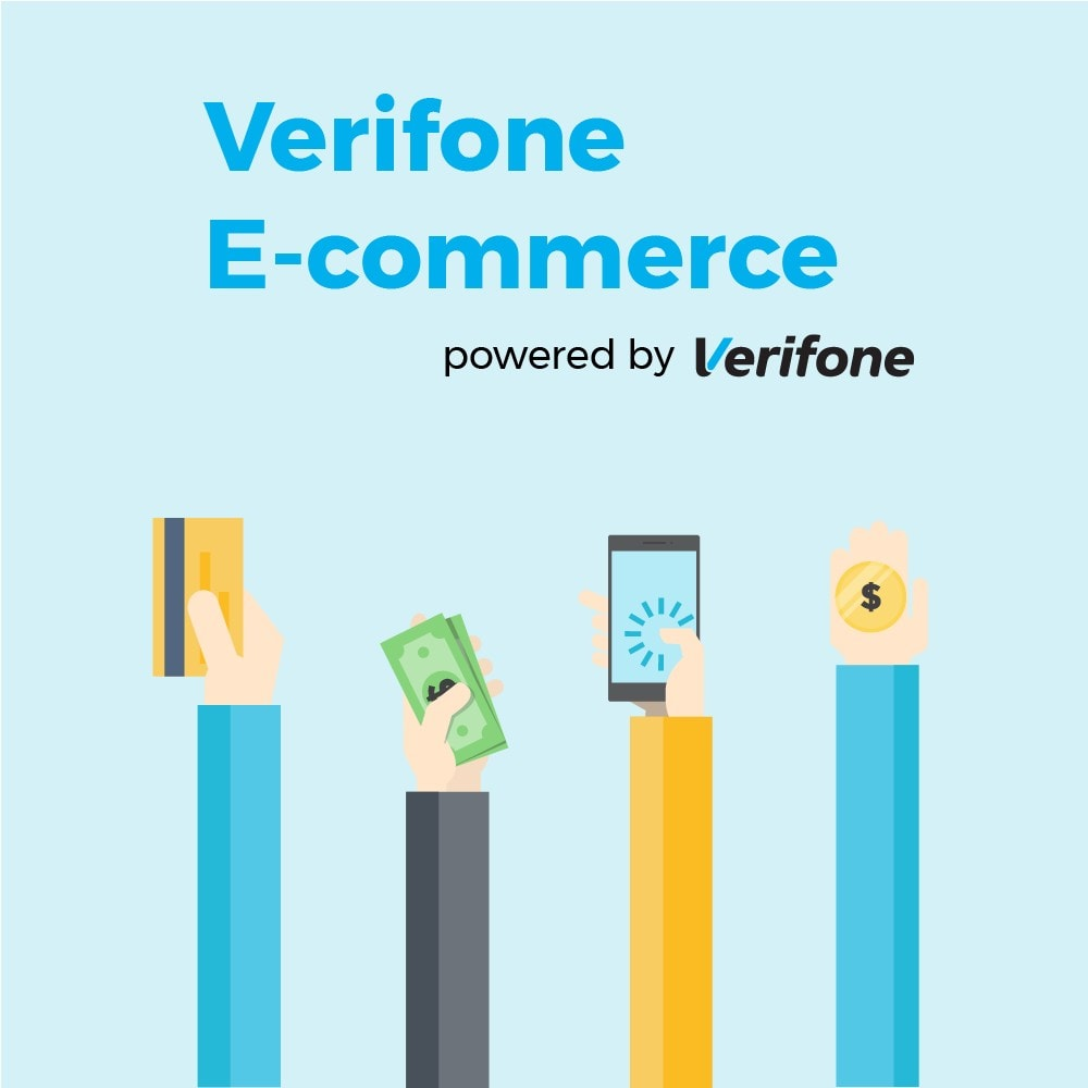 module - Creditcardbetaling of Walletbetaling - Verifone E-commerce (Paybox) - 1.5, 1.6 & 1.7 - 1