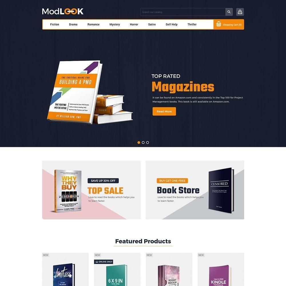 Modlook - Books Online Store