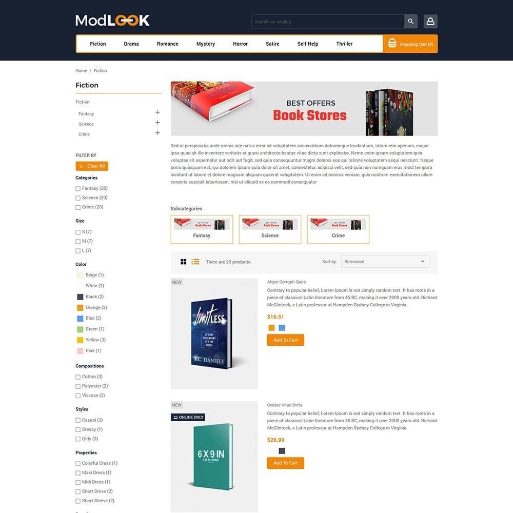 theme - Arte & Cultura - Modlook - Books Online Store - 4