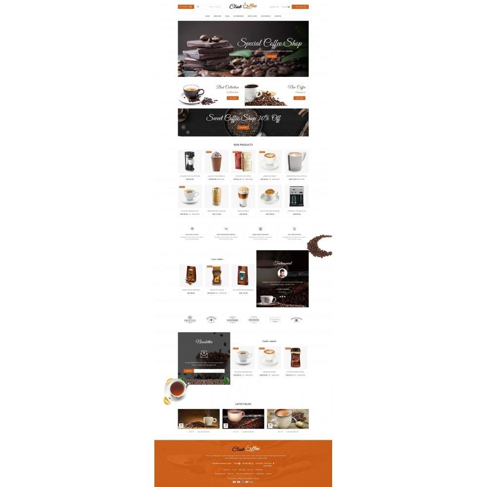theme - Eten & Restaurant - Club Coffee Shop - 10