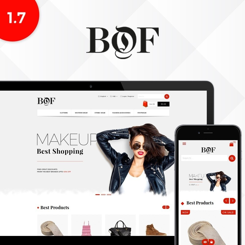 theme - Mode & Chaussures - BOF Fashion Store - 1