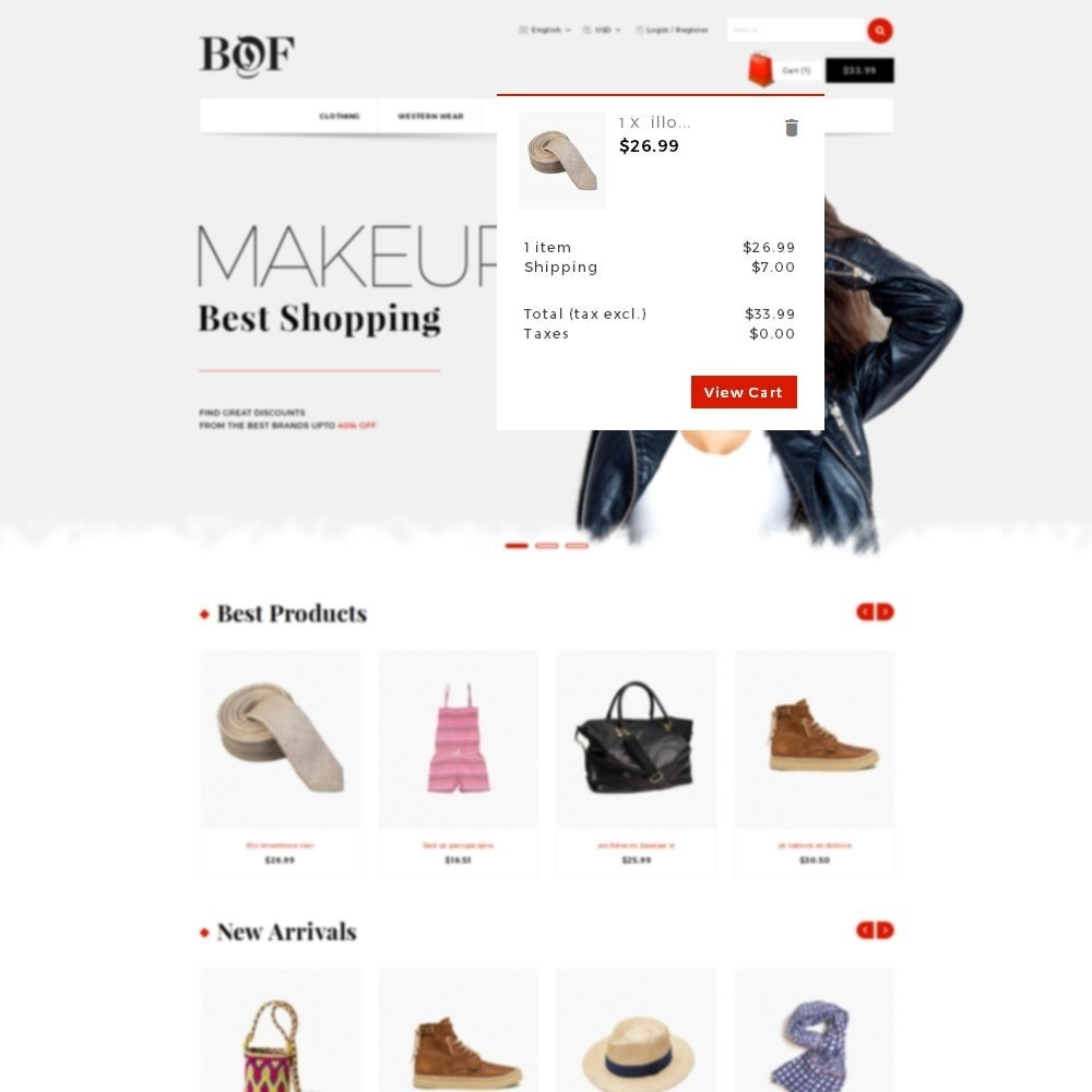 theme - Mode & Chaussures - BOF Fashion Store - 8