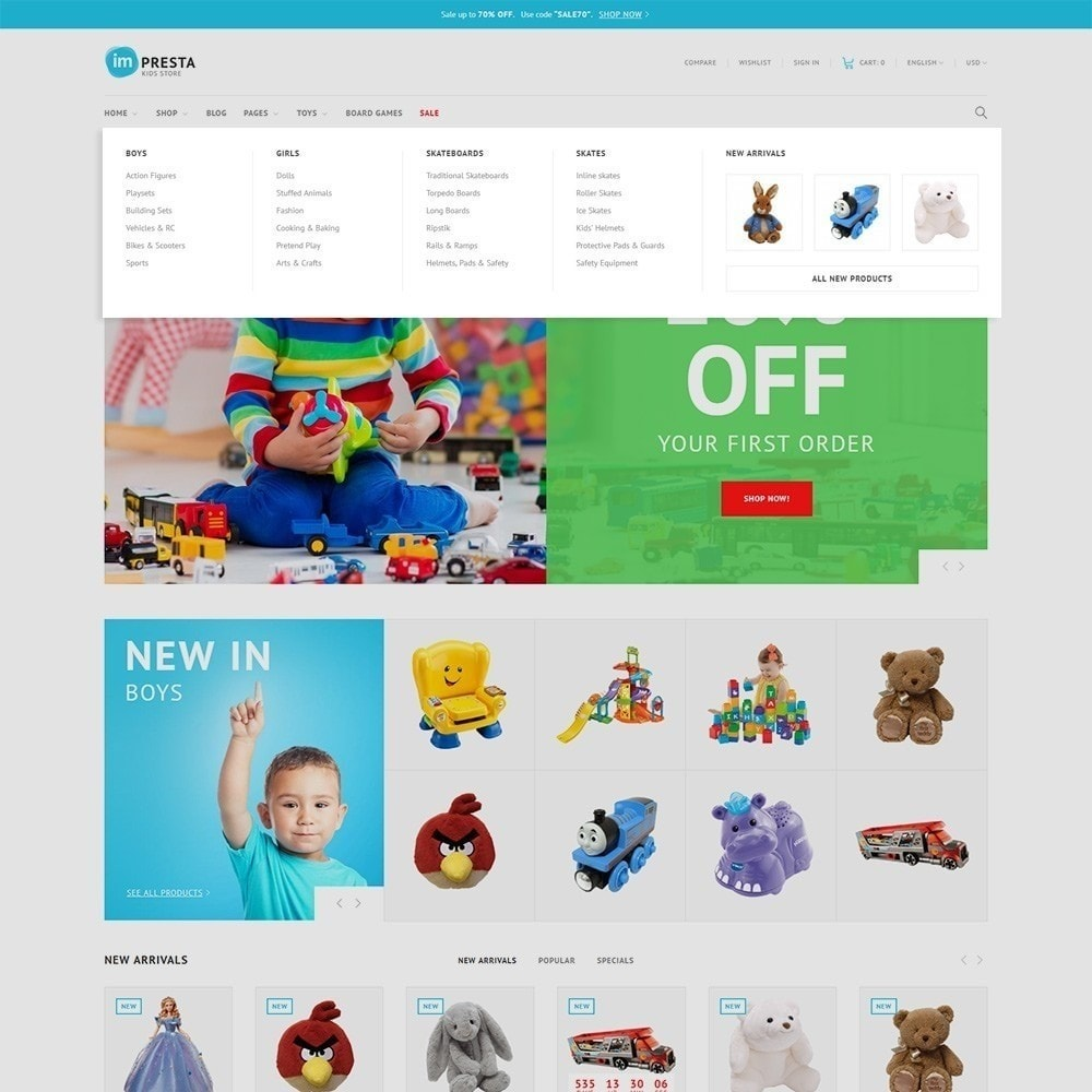 theme - Bambini & Giocattoli - Impresta - Kids Store - 5