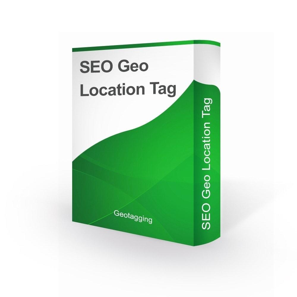 module - SEO (Pozycjonowanie naturalne) - SEO Geo Location Tag - 1