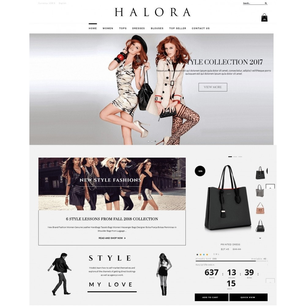 Halora Fashion Store