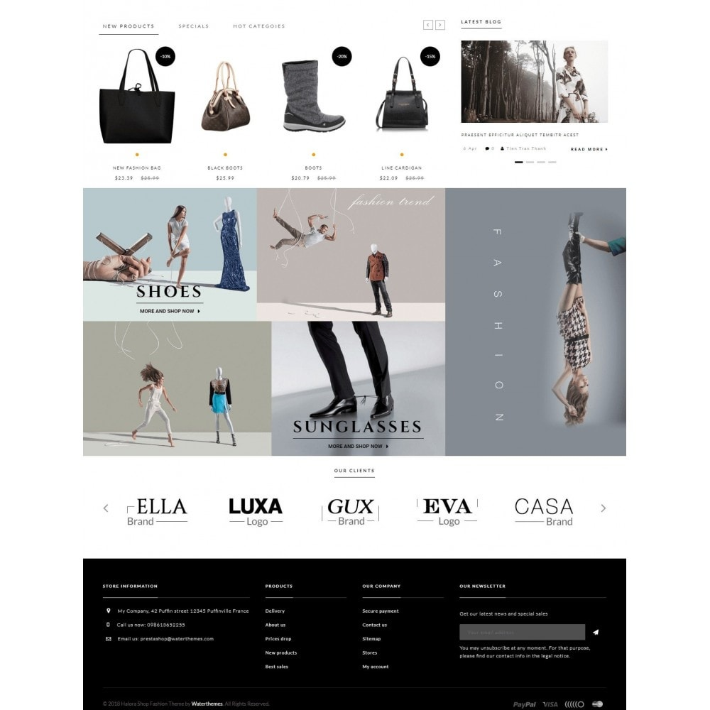 theme - Moda & Obuwie - Halora Fashion Store - 3