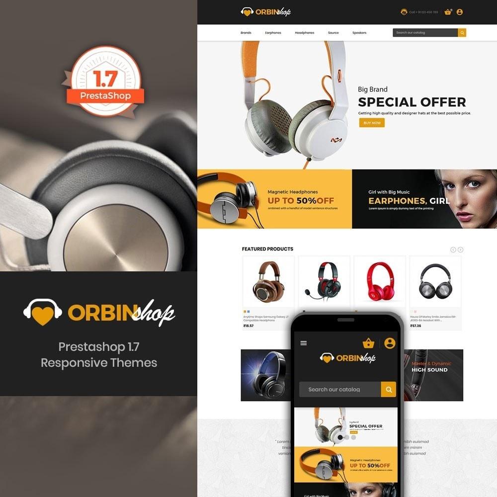 Orbinshop Electronics
