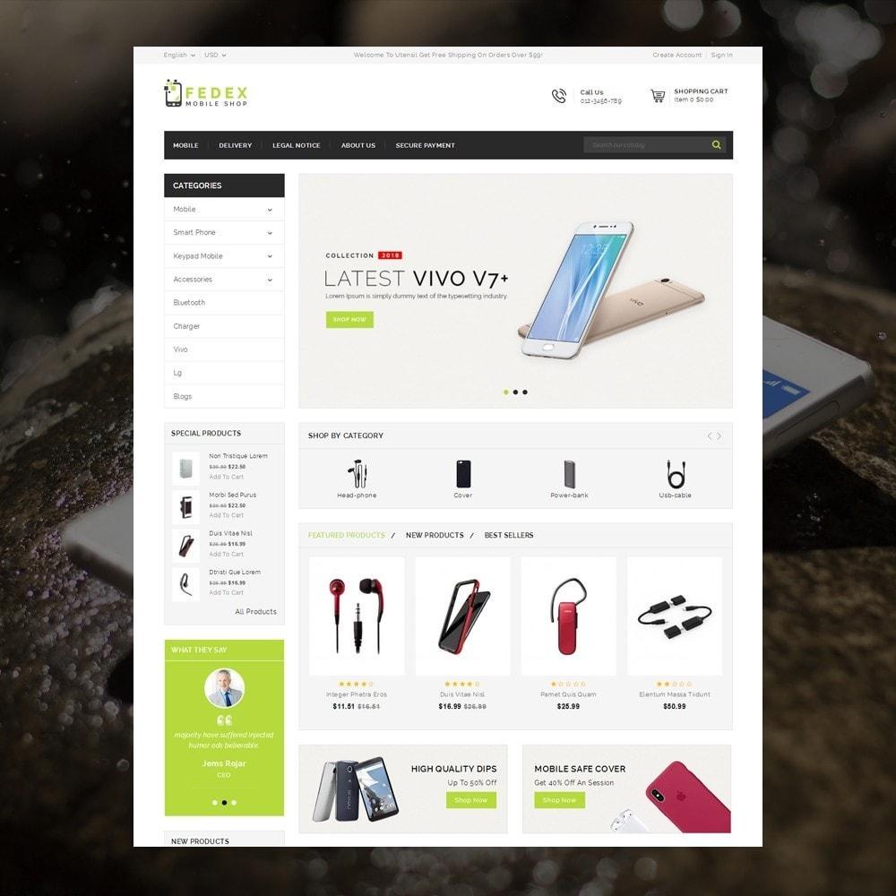 Fedex - Mobile Shop