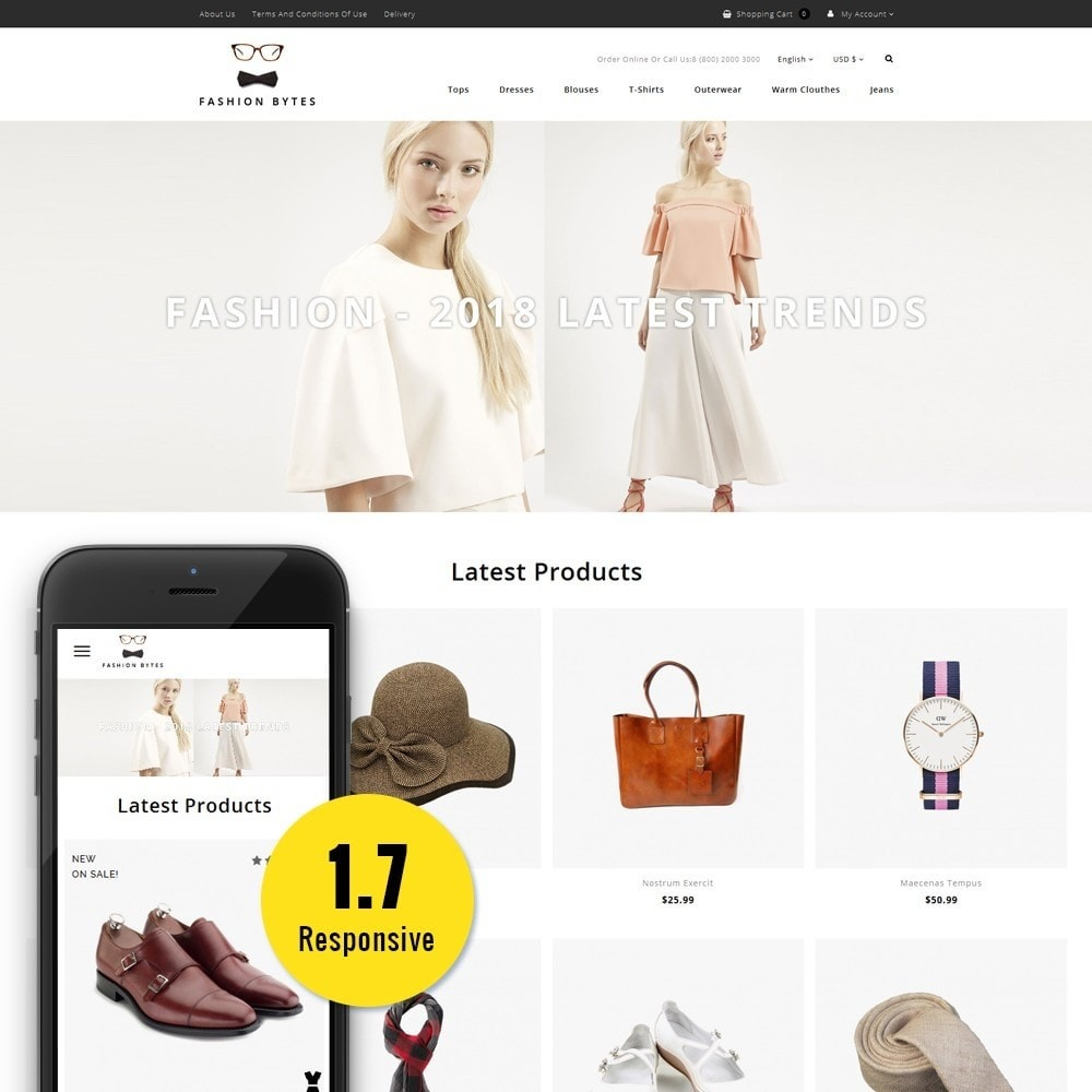 Fashion Bytes Store