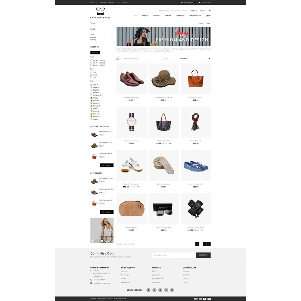 Fashion Bytes Store