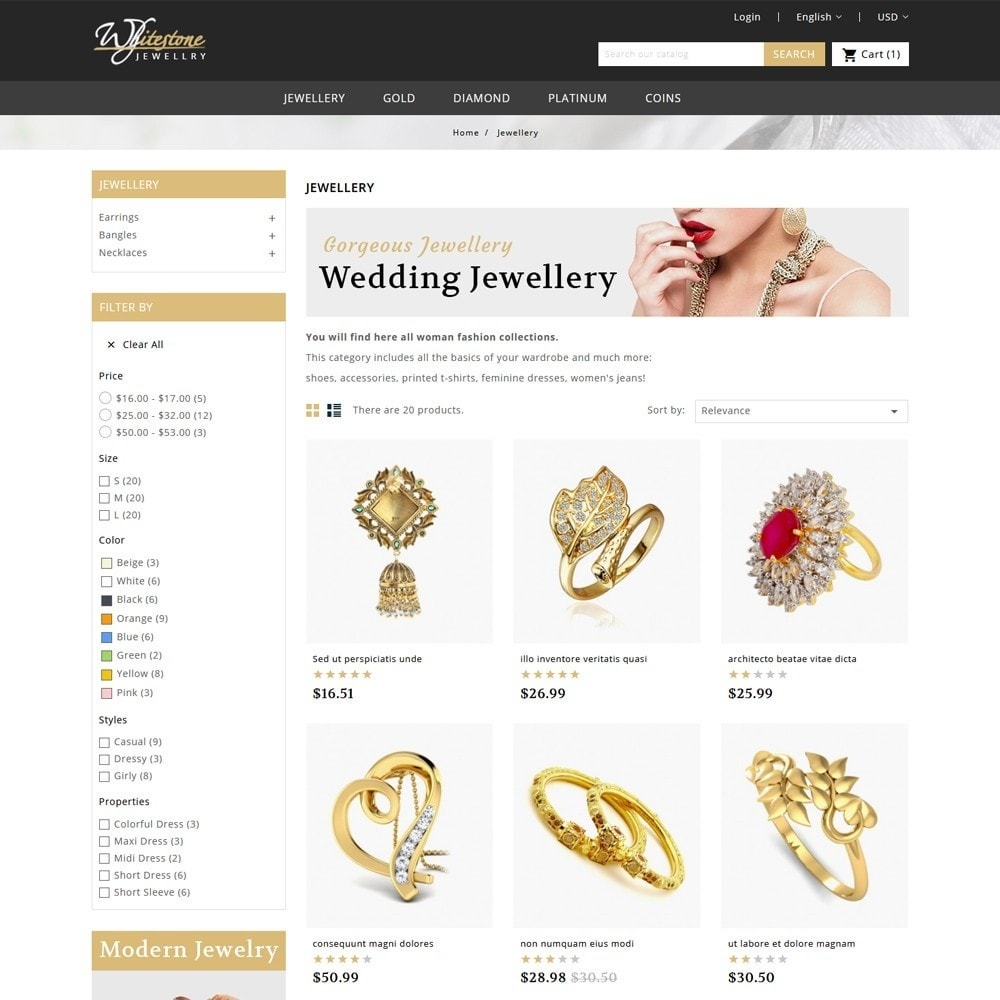 Whitestone Jewellery Store
