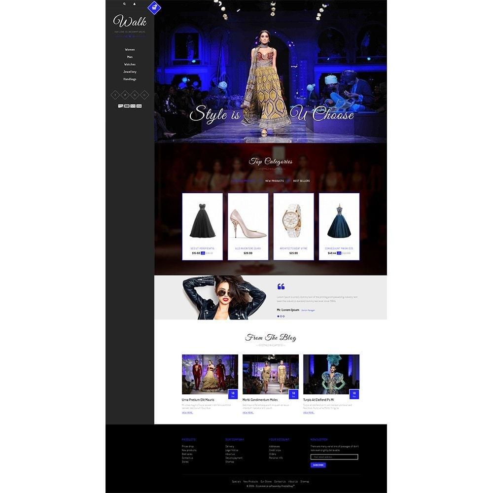 theme - Moda & Calçados - Walk Store - 2