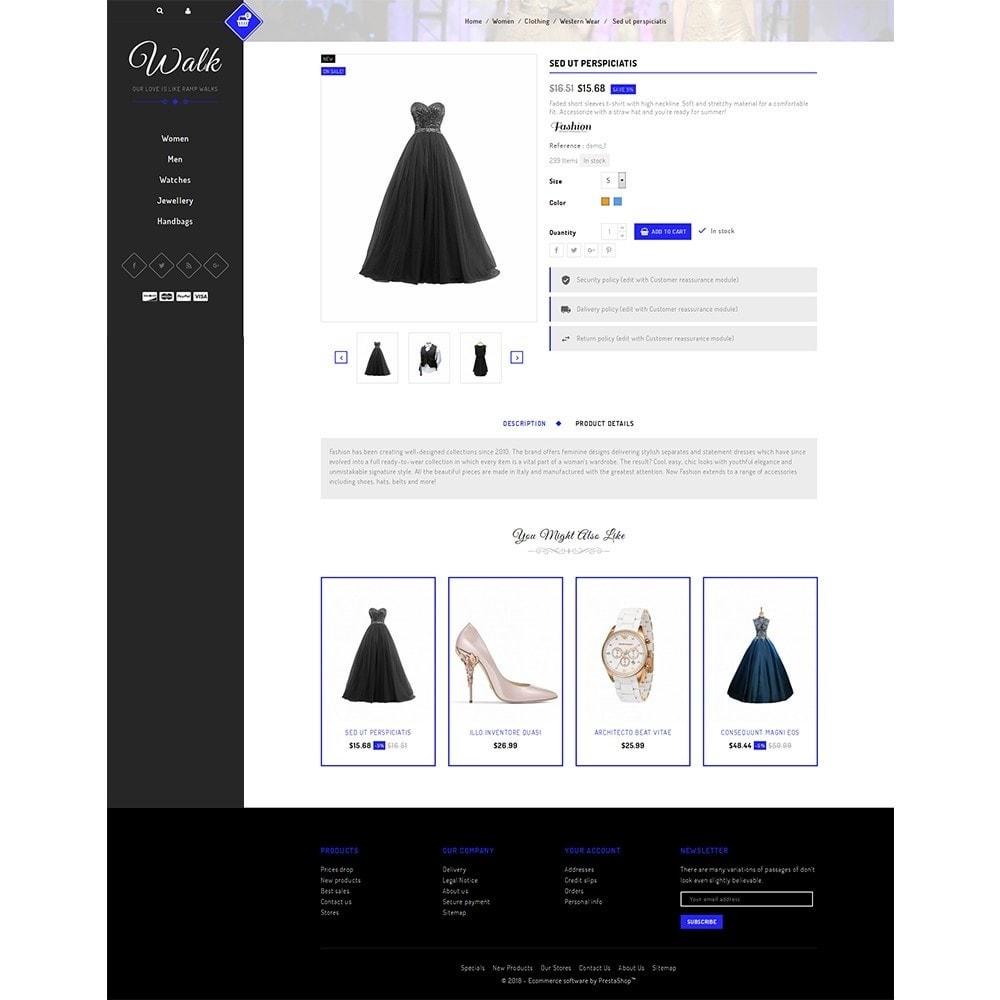 theme - Fashion & Shoes - Walk Store - 5