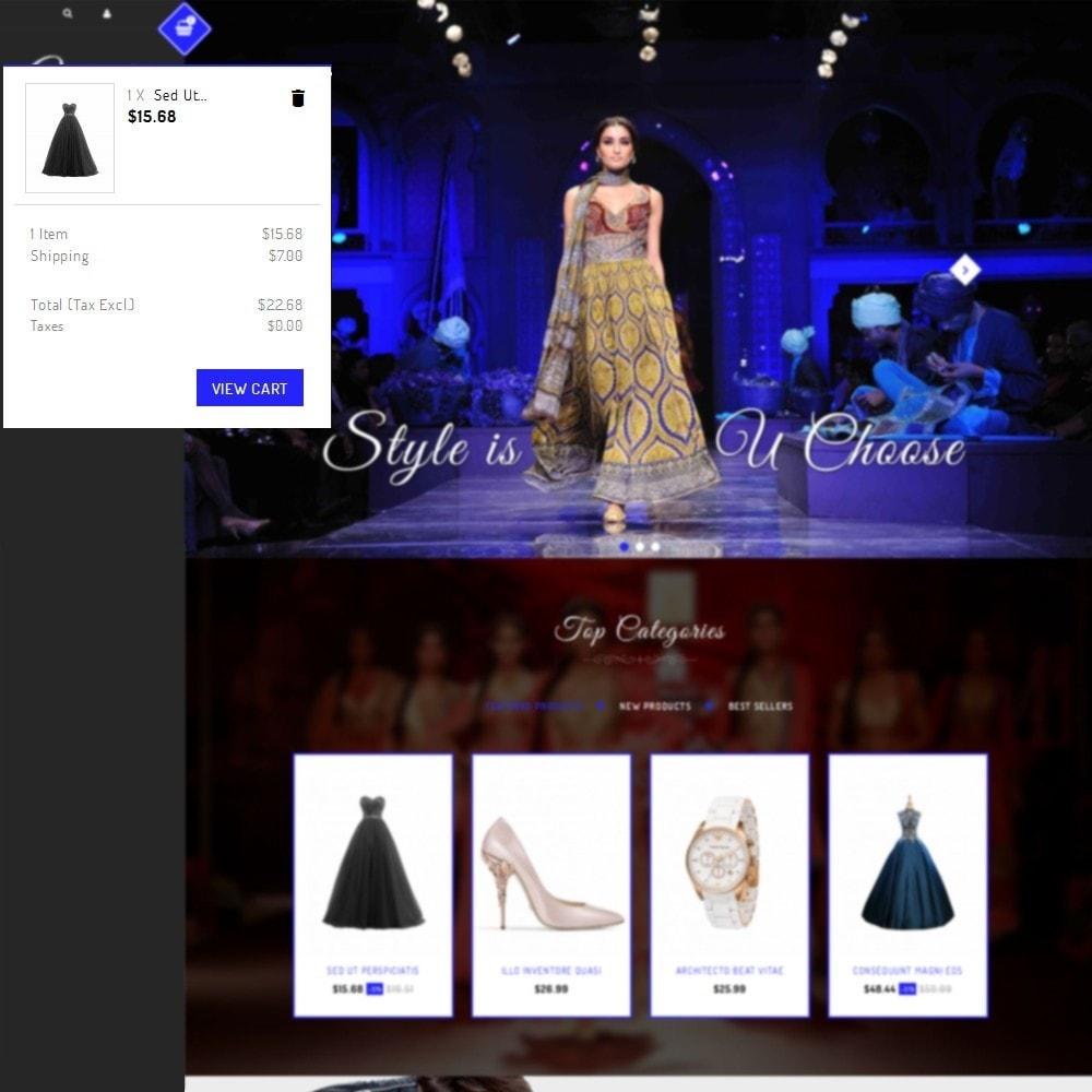 theme - Fashion & Shoes - Walk Store - 7