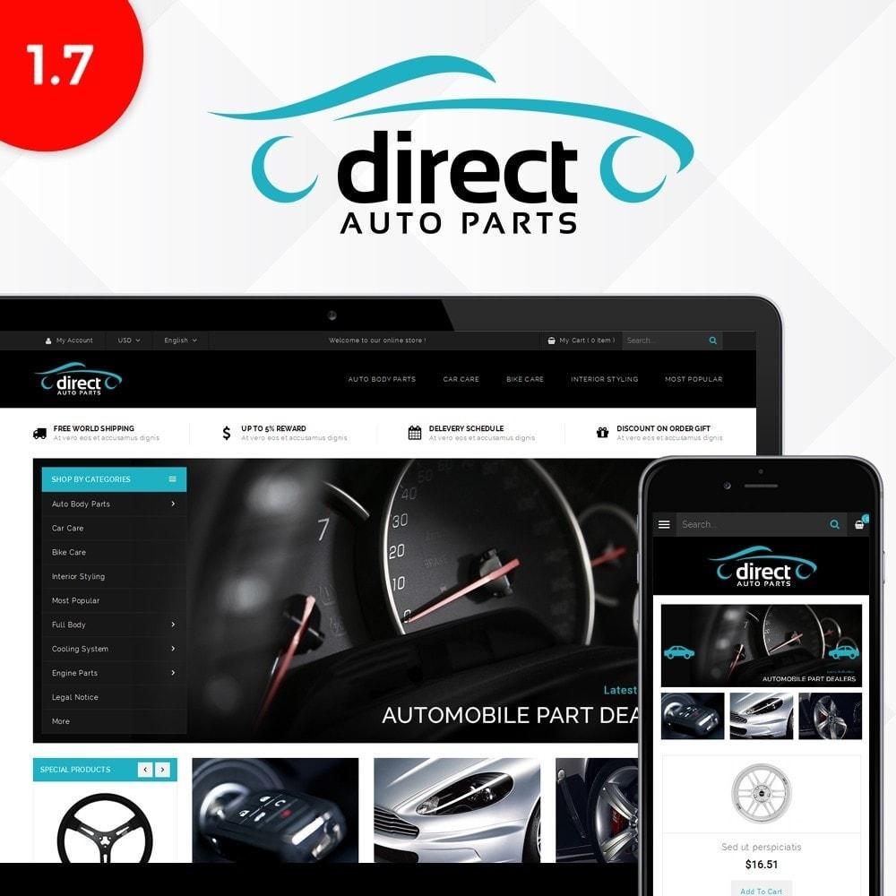 Direct AutoPart Store
