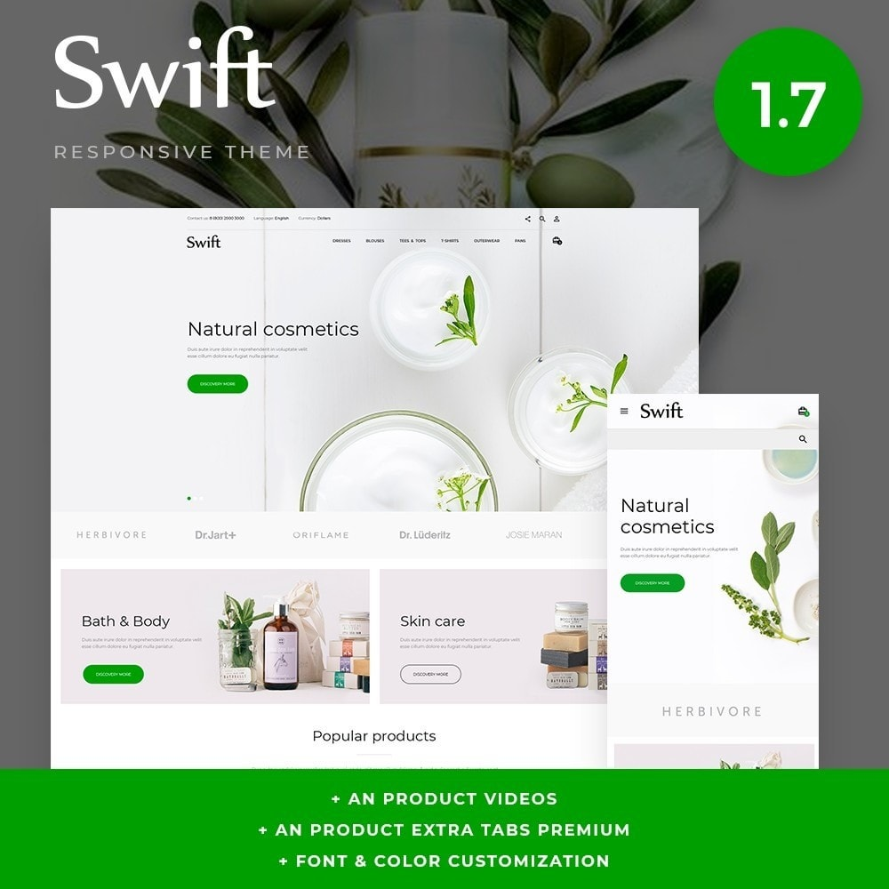 Swift Cosmetics