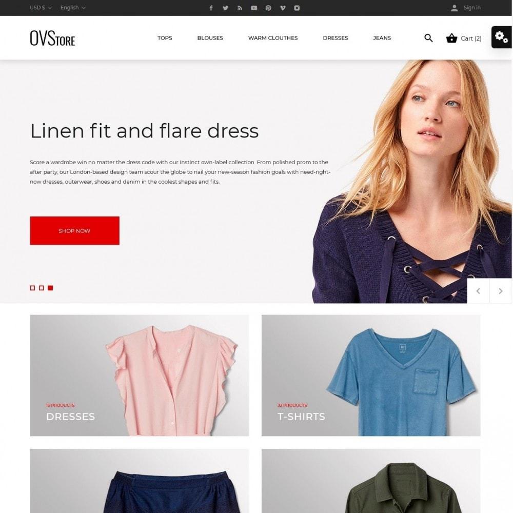 OVStore Fashion Store