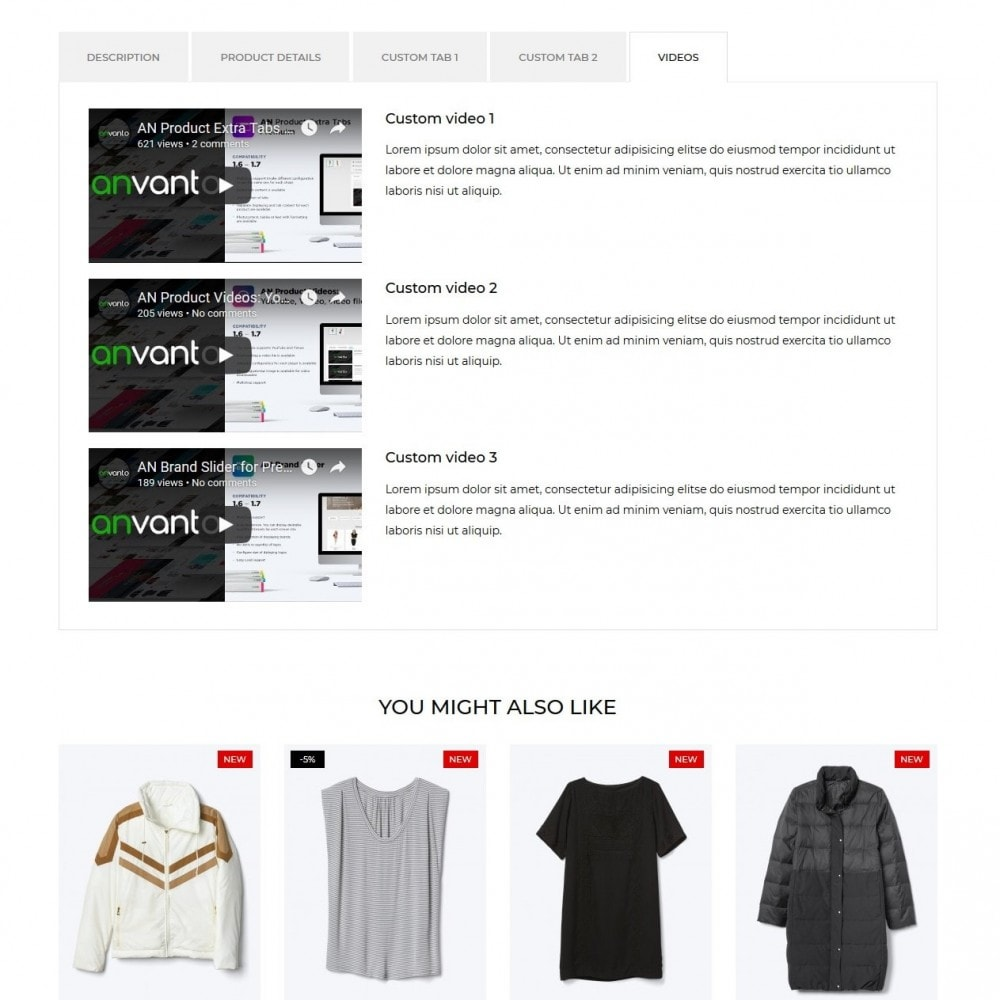 theme - Fashion & Shoes - OVStore Fashion Store - 8
