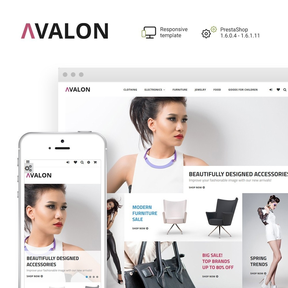 Avalon - Wholesale Store